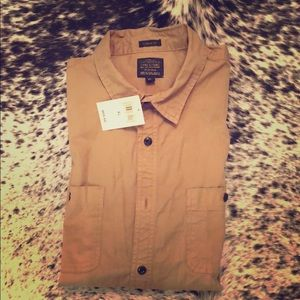 Lucky Men's XL Classic fit button down-NWT